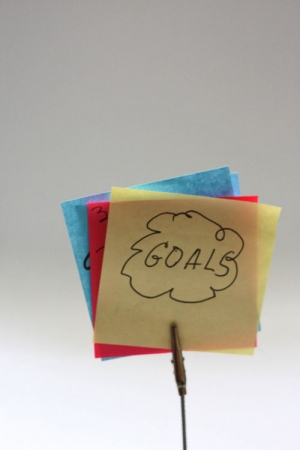 The 4 Steps to Successful Goal-Setting